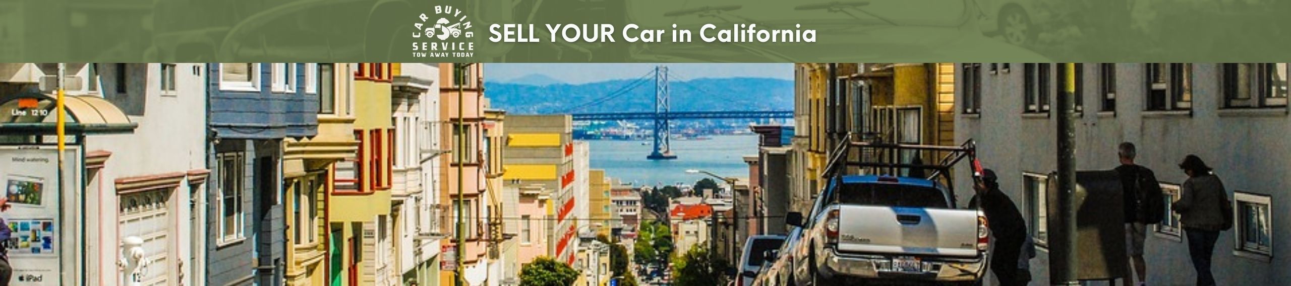 sell your junk car in california