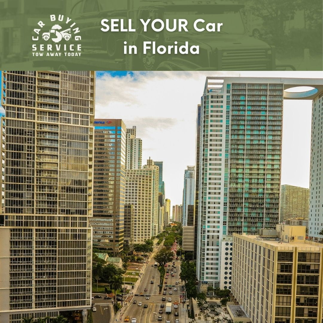 Sell Car For Cash in Florida