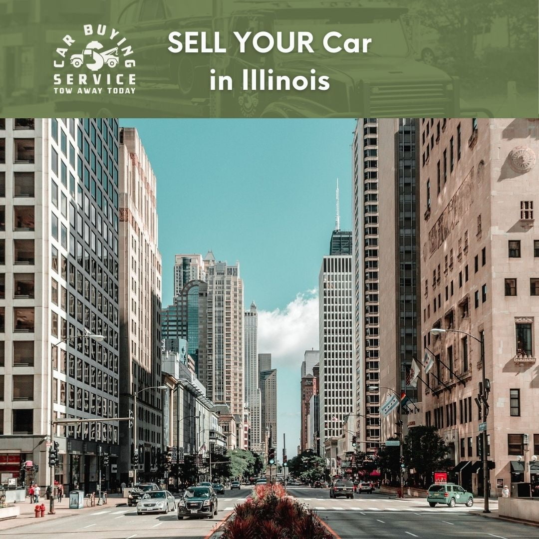 Sell Car For Cash in Illinois