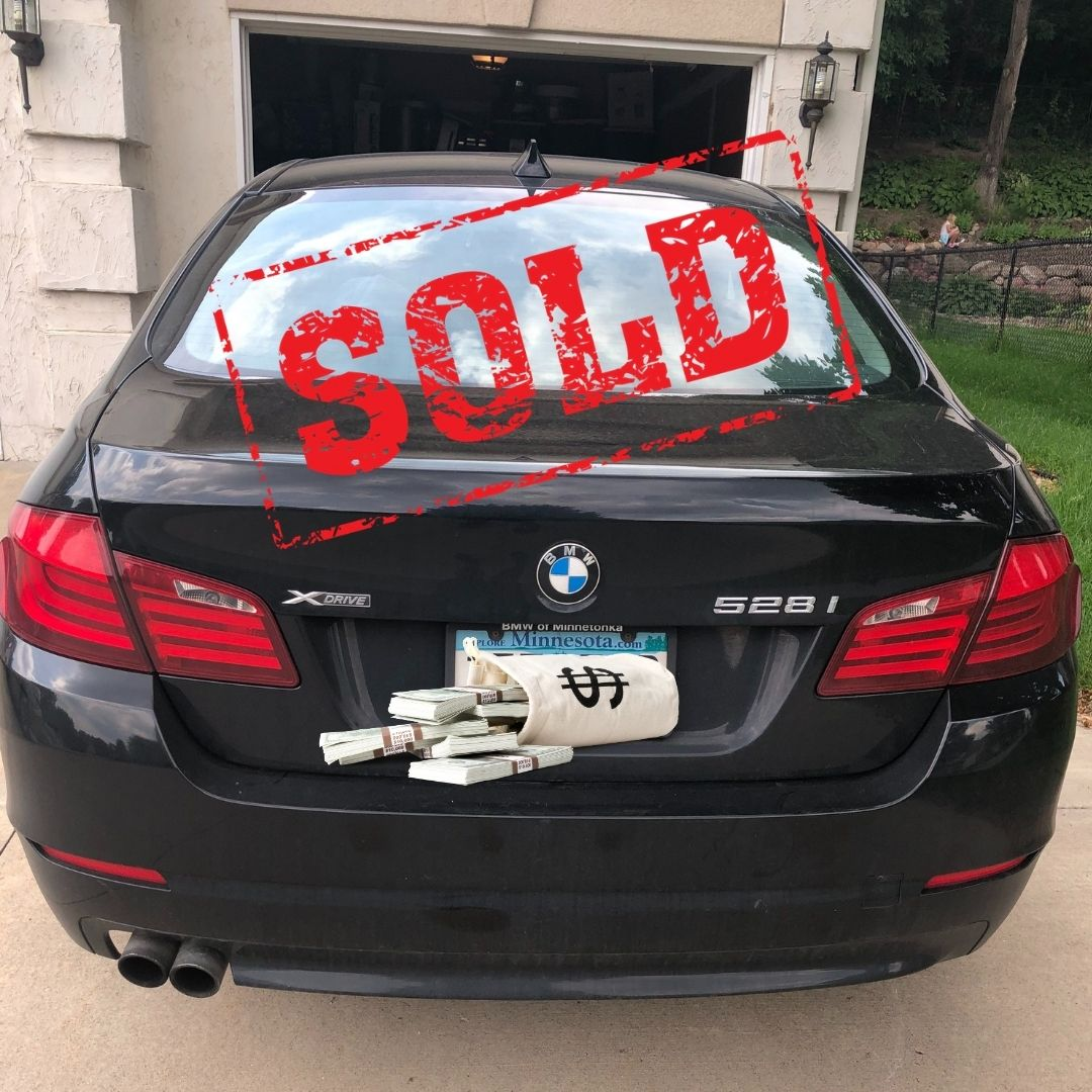 Sell my junk bmw for cash fast