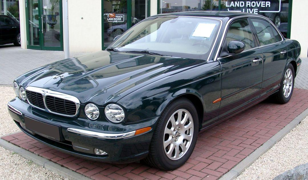 sell my jaguar car