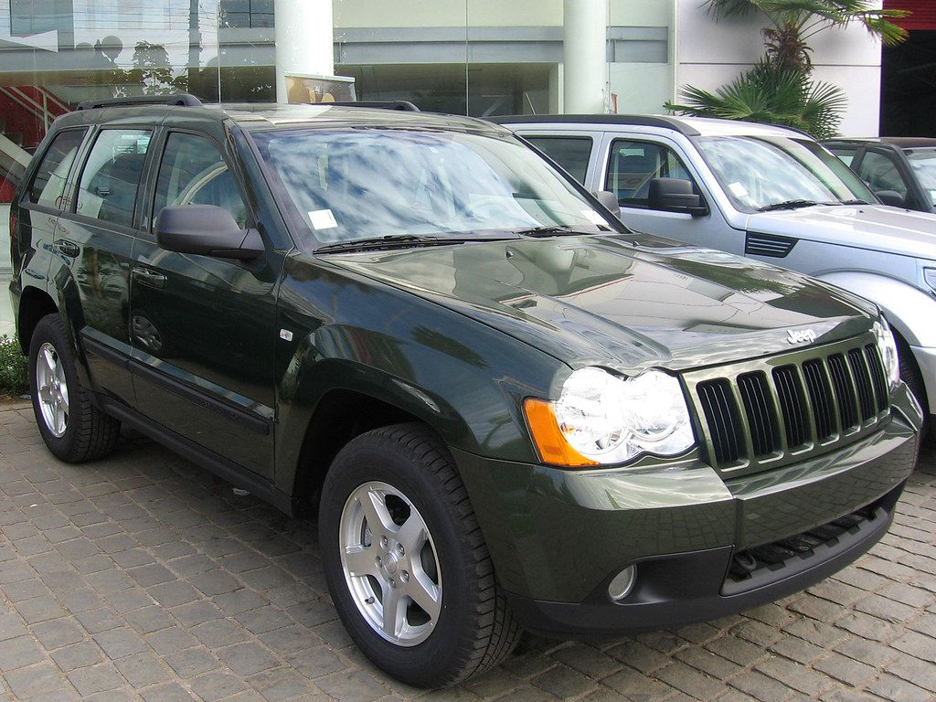 sell my jeep car