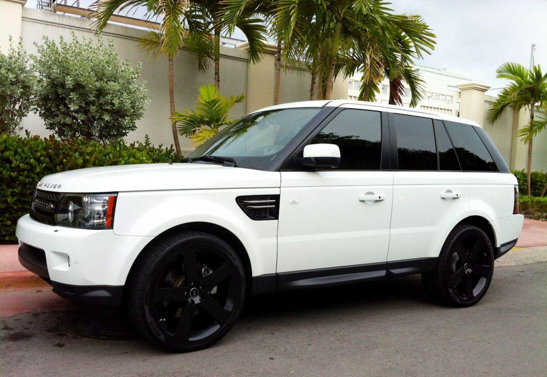 sell my range rover car