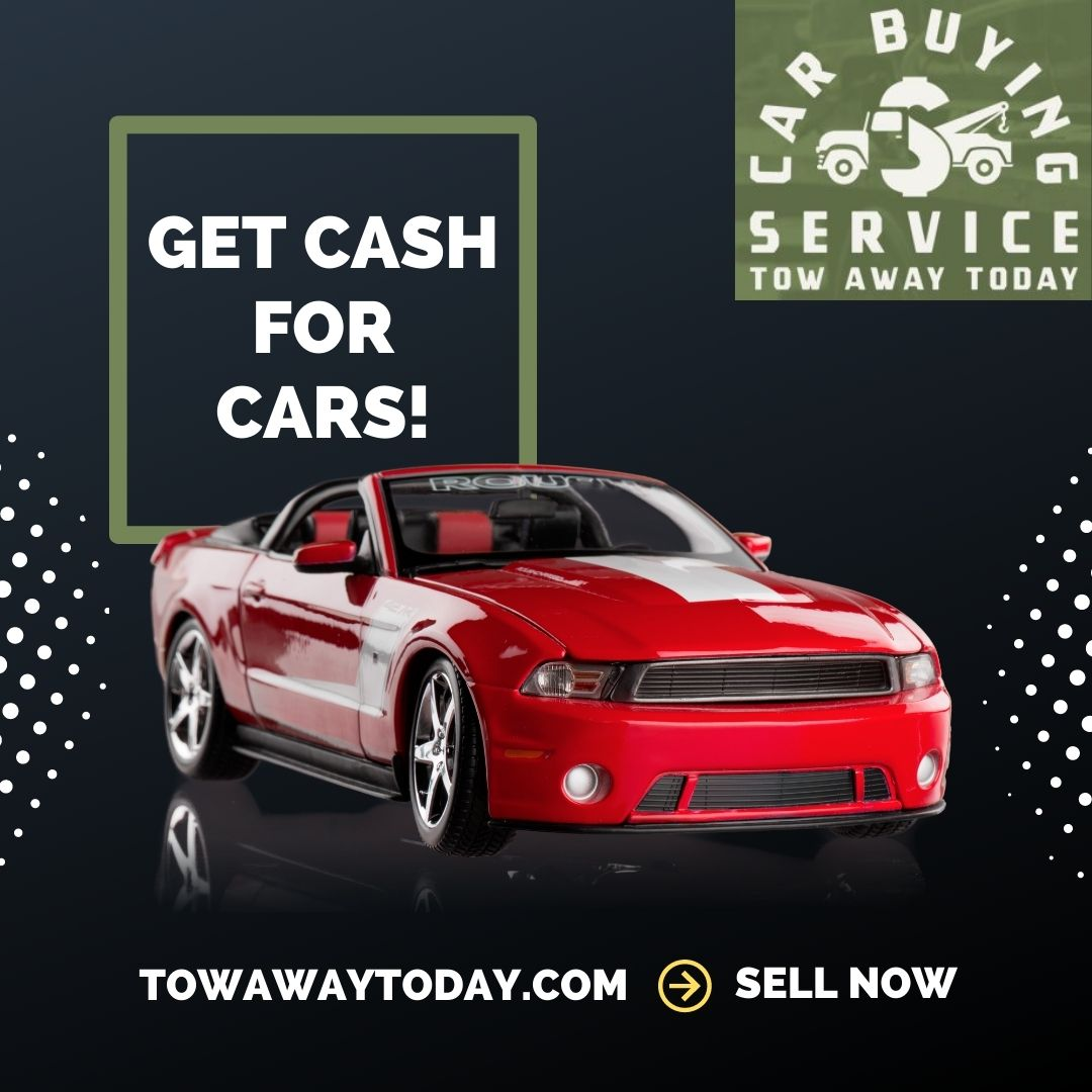Get Cash For Cars!