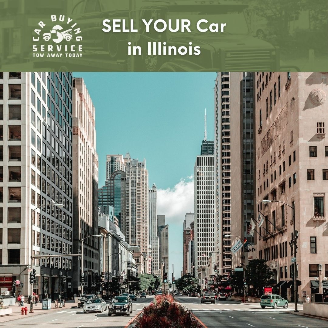 Sell Your Car for cash in Chicago IL